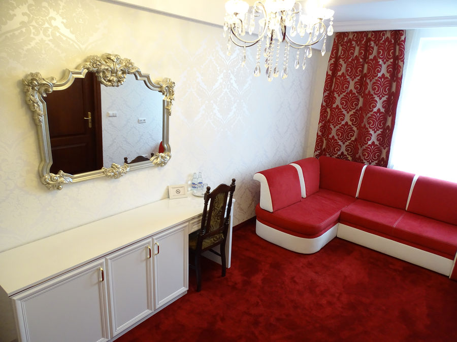 hotel Modlnica in Krakow tourism accommodation holidays in Poland